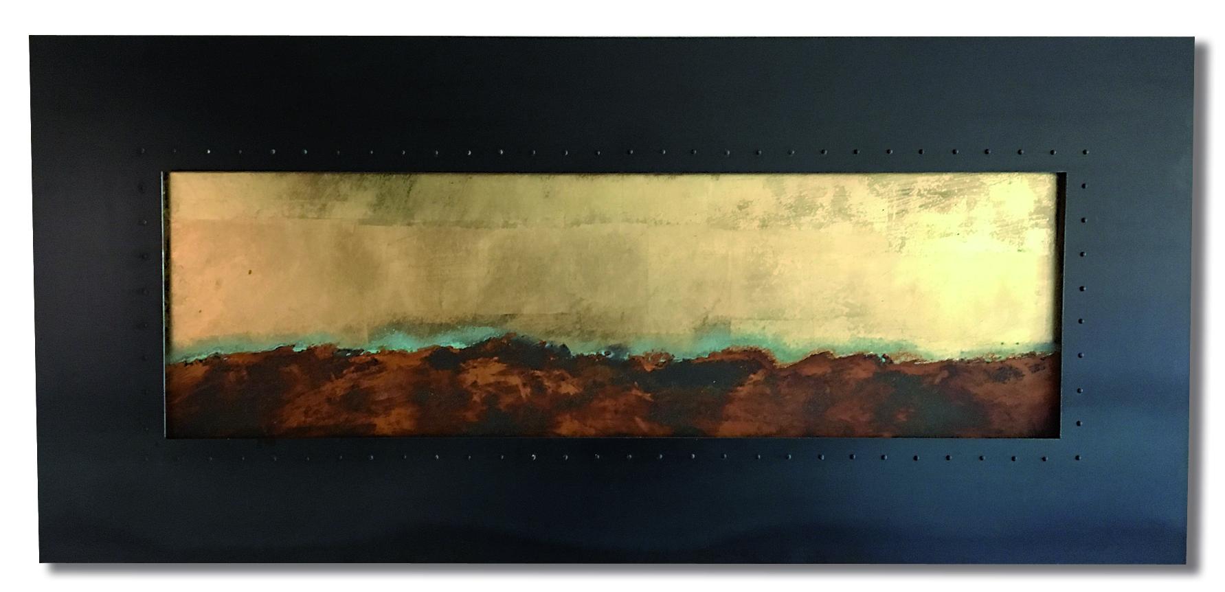 Stahlbild Gold Oxidation_6061