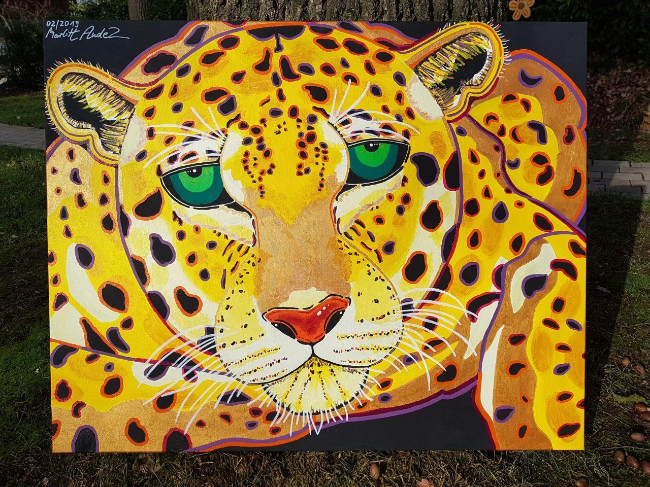 jaguarklein