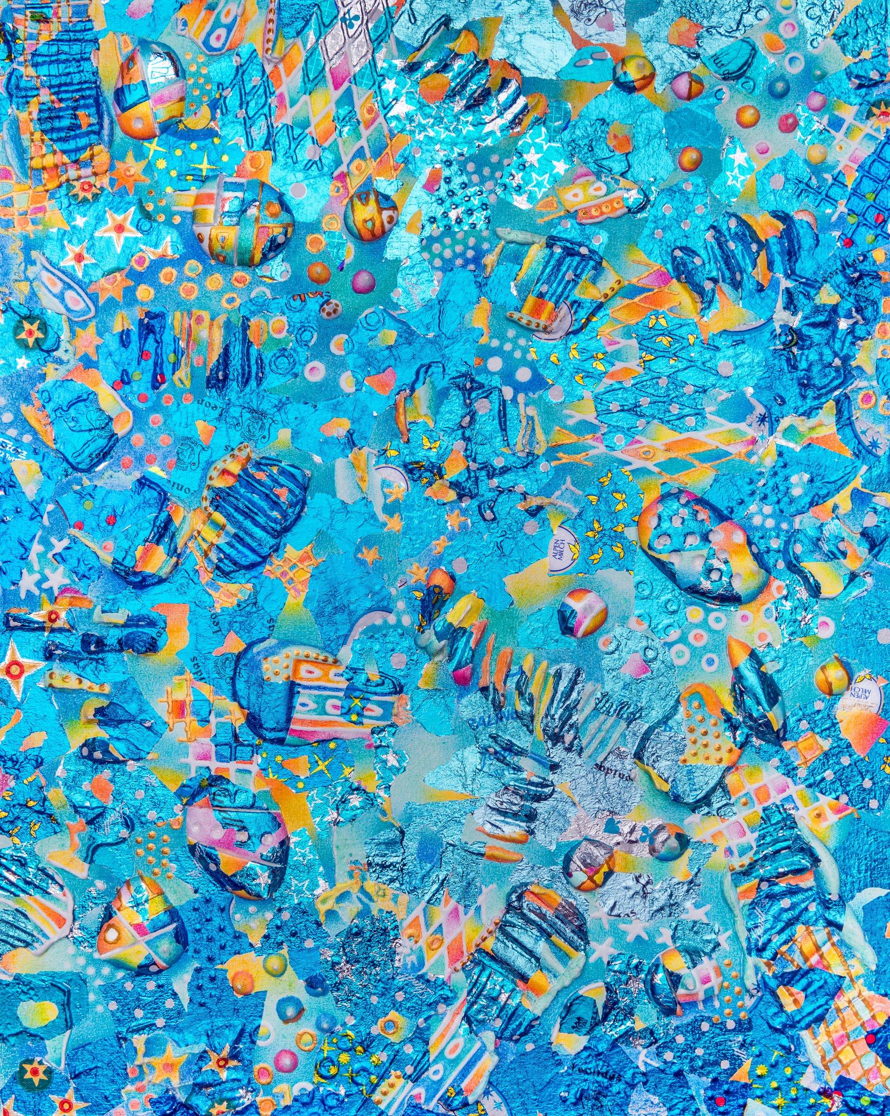 Blue wave-Alwine Pompe-Copyright-1